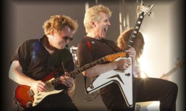 "Rik Emmett & Me as ""Action Figures""!"