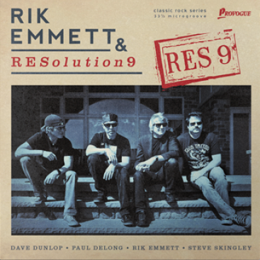 """Res9"" ~ Rik Emmett & Resolution9"